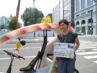 Eco and Fun: VELOTAXI Sapporo